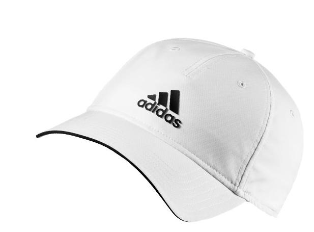 Купить Бейсболка Climalite Cap белая S20519 🚩 в интернет-магазине в ... 1b79d03259db3