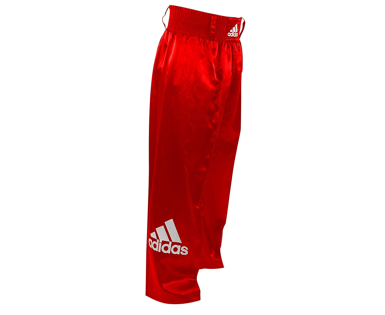 Брюки для кикбоксинга Kick Boxing Pants Full Contact красные