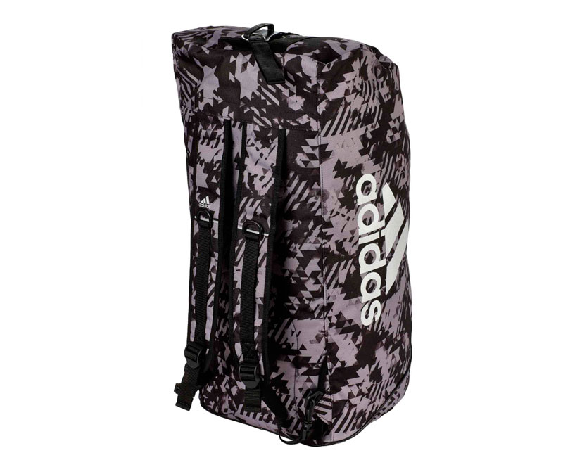 Сумка-рюкзак Training 2 in 1 Camo Bag Combat Sport S черно-камуфляжная