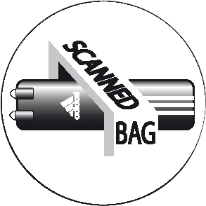 Electronic Scanned Bag