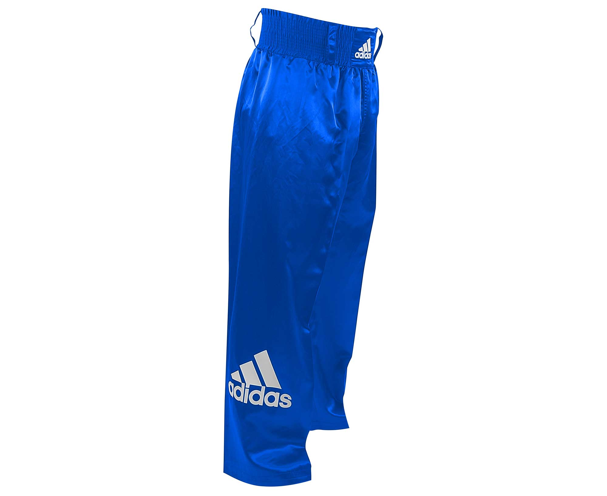 Брюки для кикбоксинга Kick Boxing Pants Full Contact синие