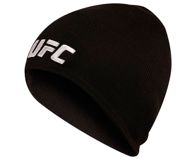 Шапка UFC Fan Lightweight Beanie черная