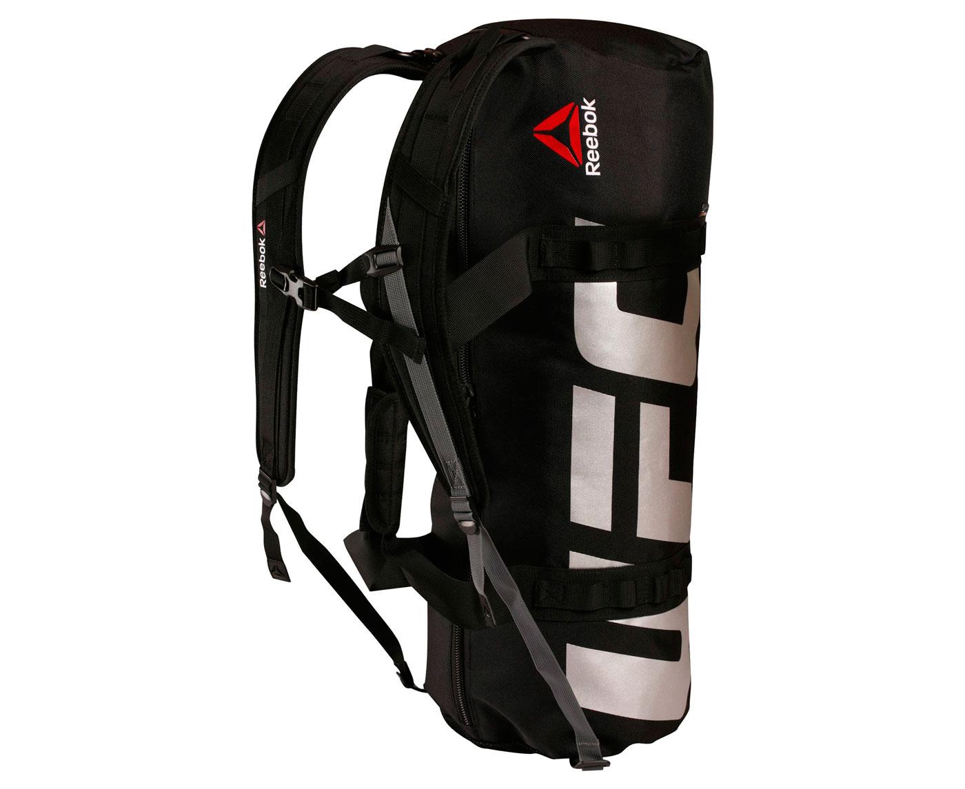 Купить Сумка-рюкзак UFC Fan Grip Bag черная B32649 🚩 в интернет ... 6a87432541cc6