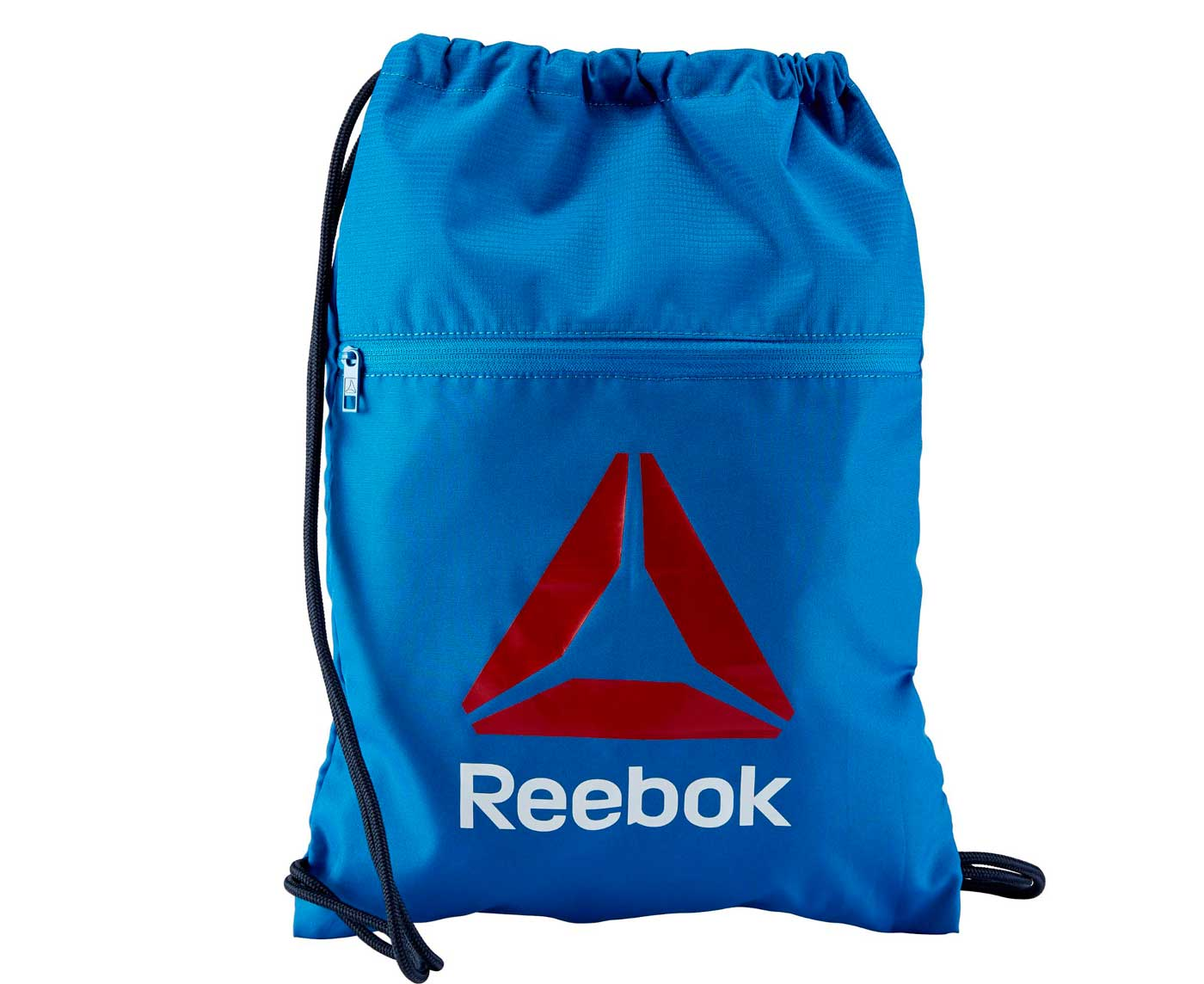 Мешок для обуви Reebok Drawstring Gym Sack синий