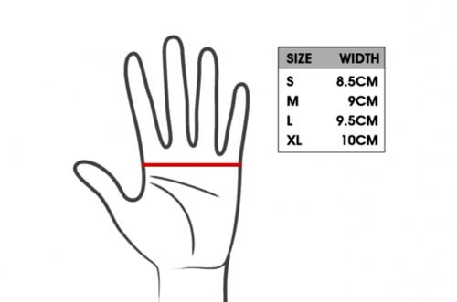 Накладки для карате WKF Bigger красные фото 3