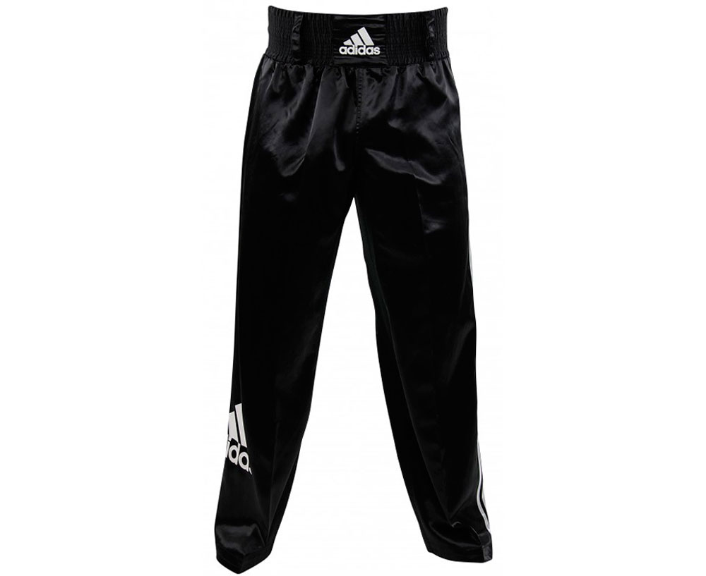 Брюки для кикбоксинга Kick Boxing Pants Full Contact черные