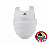 Защита корпуса Chest Guard WKF белая