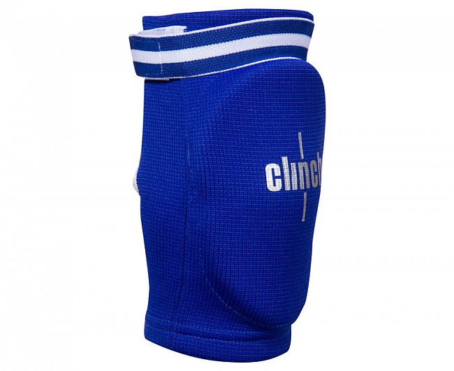 Защита локтя Clinch Elbow Protector синяя фото 2