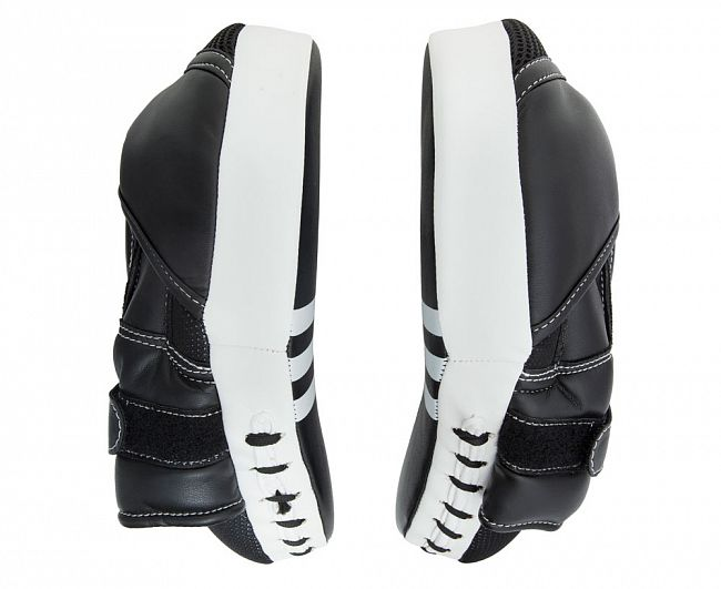 Лапы Training Curved Focus Mitts Short черные фото 3